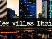 villes Thaïlandaises