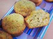 Petits cakes citron pavot
