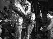 Robert Doisneau, sculpteurs sculptures, Musée Rodin Meudon