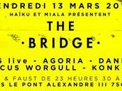 Bridge pont, clubs, nuit