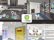 WhiteQuest annonce sortie LabQuest logiciel simulation travail salles blanches.