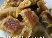 Raviolis croustillants poulet féta