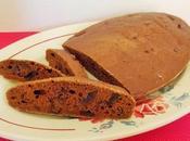 Gâteau ultra-rapide chocolat, cerises épices
