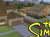 crée générique Simpson dans Minecraft