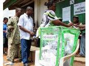 Élection présidentielle Nigeria