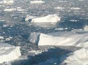 superficie glaces d'hiver l'Arctique plus