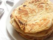 Recette naans fromage