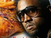 Kanye West restes fast-food chez Nando's vendus 27800€ eBay