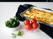 Cannellonis maison légumes ricotta