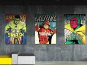 Post-Punk Marvel, parfait mashup culture
