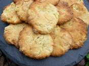 Cookies ananas noix