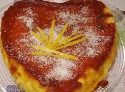Gâteau semoule coco-citron