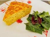 Tortilla lentilles corail boulgour (Végétarien)