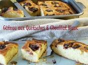 Miam Gâteau Quetsches ChocOlat Blanc