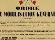 Guerre 1914-1918: Mobilisation France