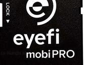 Eye-Fi Mobi Pro, carte Wi-Fi passe