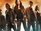 Family commande série adaptation Mortal Instruments