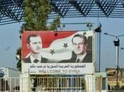 frontière avec Jordanie totalement contrôlée rebelles syriens