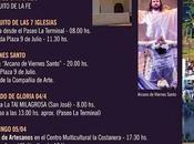 Semana Santa guaranie Posadas [Coutumes]