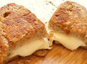 Sandwich Grilled cheese Bagna Cauda