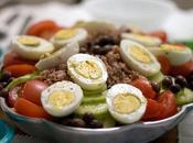 Salade niçoise réinventée