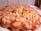 Gâteau l'Amande Cerises Amarena confites