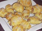 petits croissants thon.