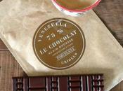 nouvelle tablette chocolat noir, Venezuela cacao d'Alain Ducasse