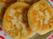 PAIN Tiganopsomo pain frit feta