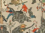 Inde 1930 artiste japonais