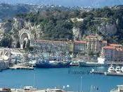 J'ai passé vacances Côte d'Azur.