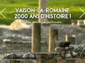 nouveau site Vaison-la-Romaine beaucoup plus qu'un Internet