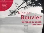 Exposition Nicolas BOUVIER Voyages JAPON (1955-1970) Centre d'art Fenêtre Montpellier