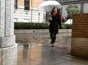 Tokyo, pluie. Dean&Deluca