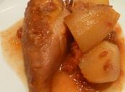 Filet poulet pommes terre
