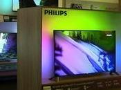 Philips misent Android, Ambilight vidéo pour 2015