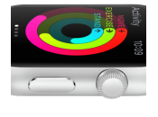iPhone plus solide grâce l'aluminium l'Apple Watch Sport