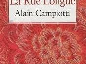 """La Longue"" d'Alain Campiotti"