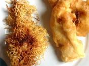 Fish chips céleri pomme terre