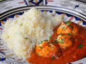 Boulettes poisson marocaine