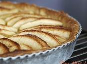 Tarte pommes sans produit laitier