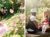 Séance photos famille. Jardin Japonais. Toulouse.