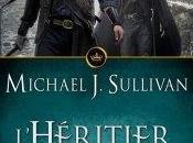 révélations Riyria (tome L'Héritier Novron, Michael Sullivan