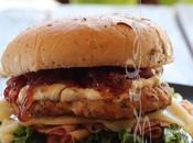 ~Cheese burgers dinde cordon bleu~