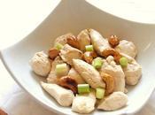 Recette poulet asiatique noix cajou