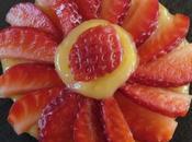 Tartelettes acidulées fraises spéculoos