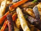Astuce légumes pour frites minceur