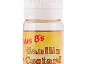 Test e-liquide Vanilla custard ecigwizard