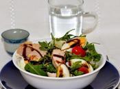 Salade Gauloise Roquette Poulet minute