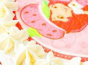Layer cake fraises Gâteau d'anniversaire